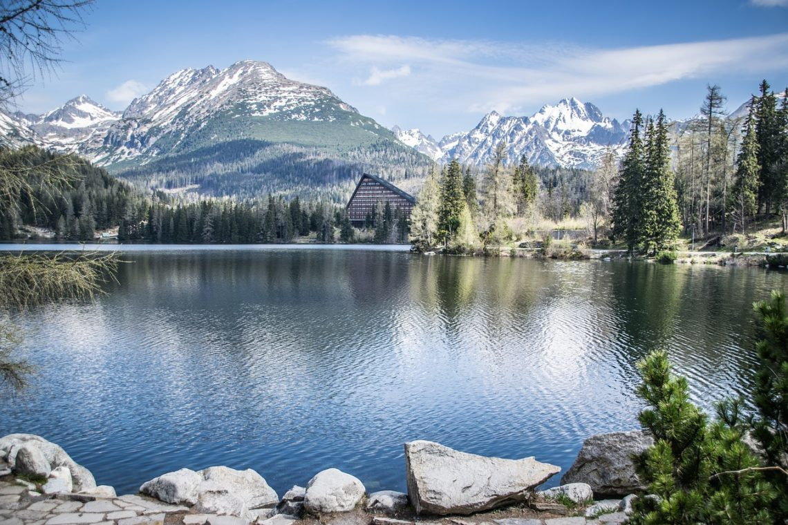 Pleso See Hohe Tatra