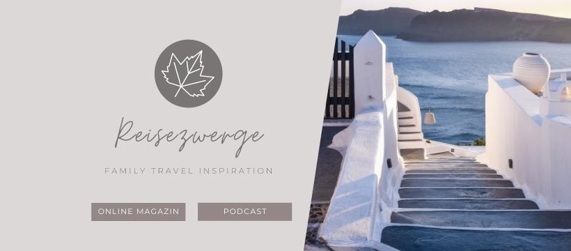 Reisepodcast für den Familienurlaub